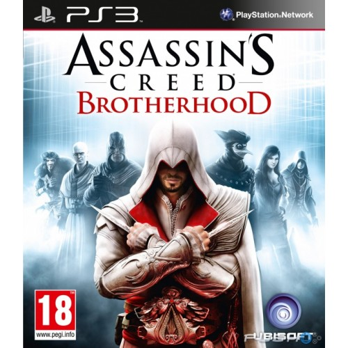 Assassin's Creed Brotherhood (Lietota)